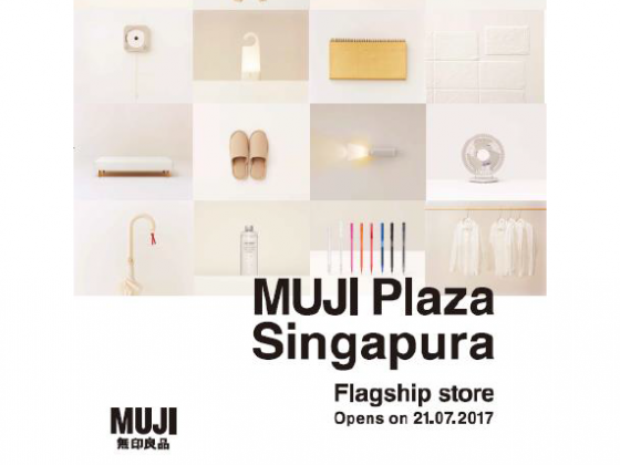 Photo courtesy: MUJI Singapore