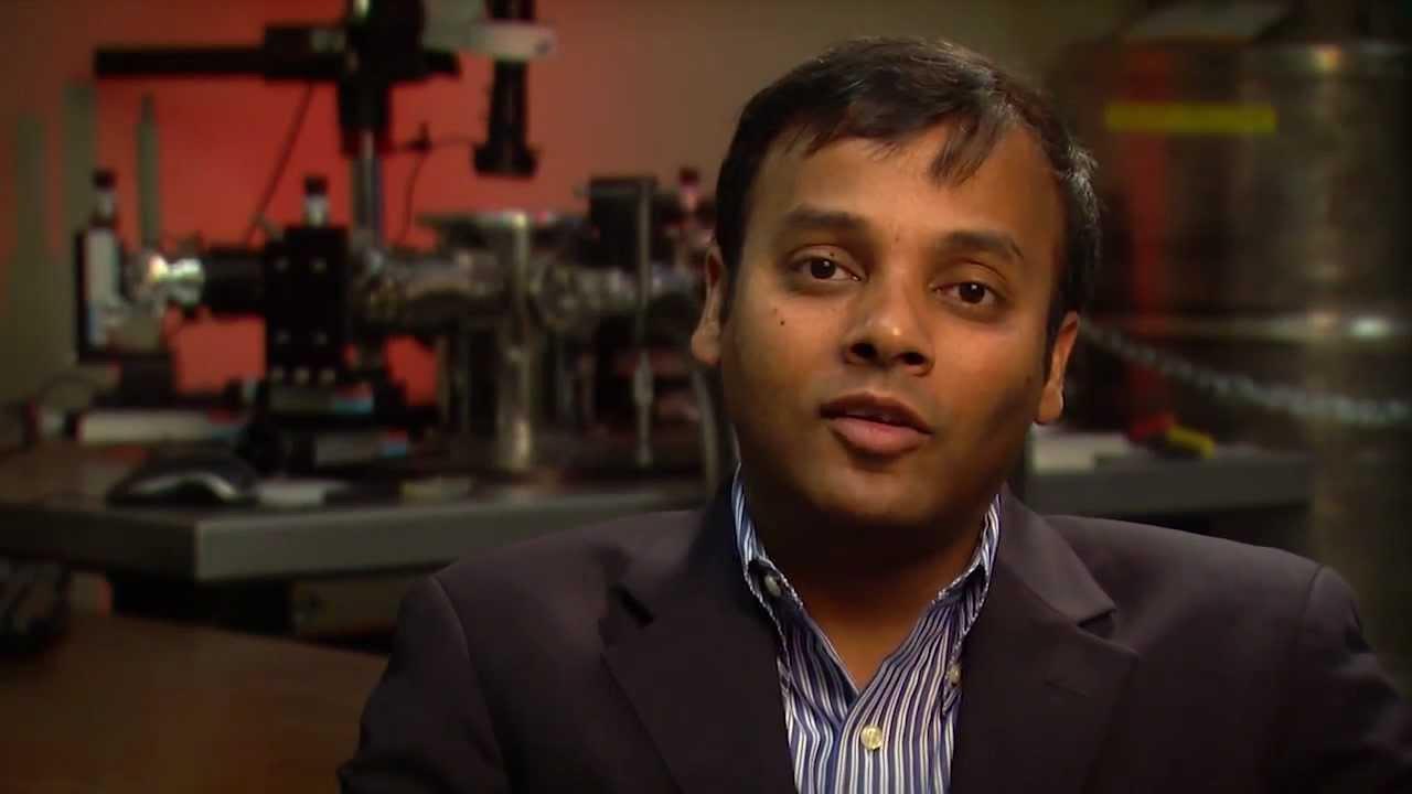 Indian-American professor Subhasish Mitra