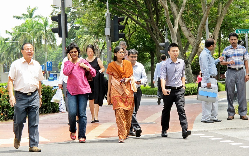 new manpower plan for transforming Singapore's human resources industry