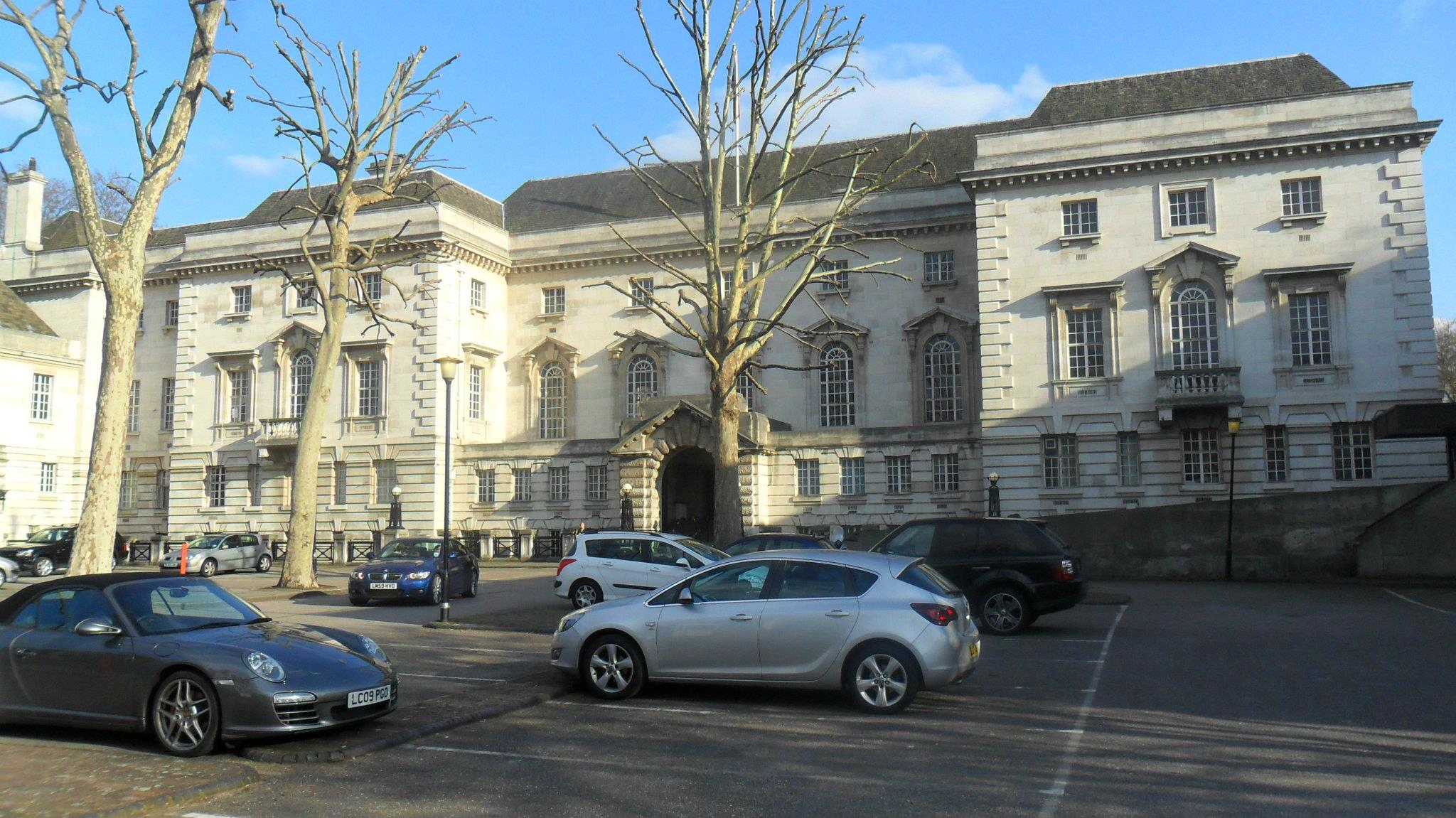 The Inner London Crown Court.