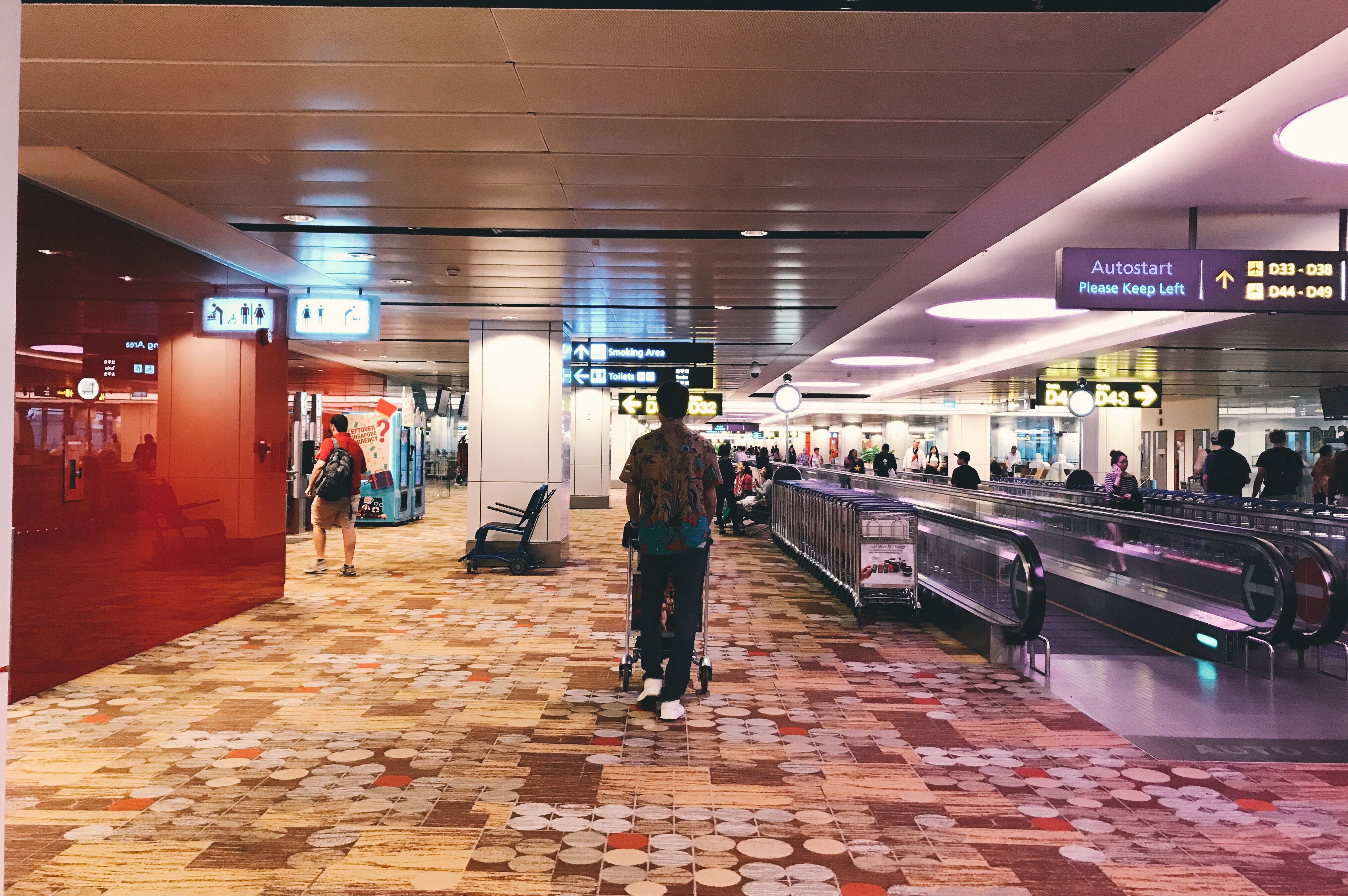 Changi airport will continue to deepen, broaden connectivity to India