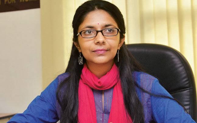DCW chief Swati Maliwal.