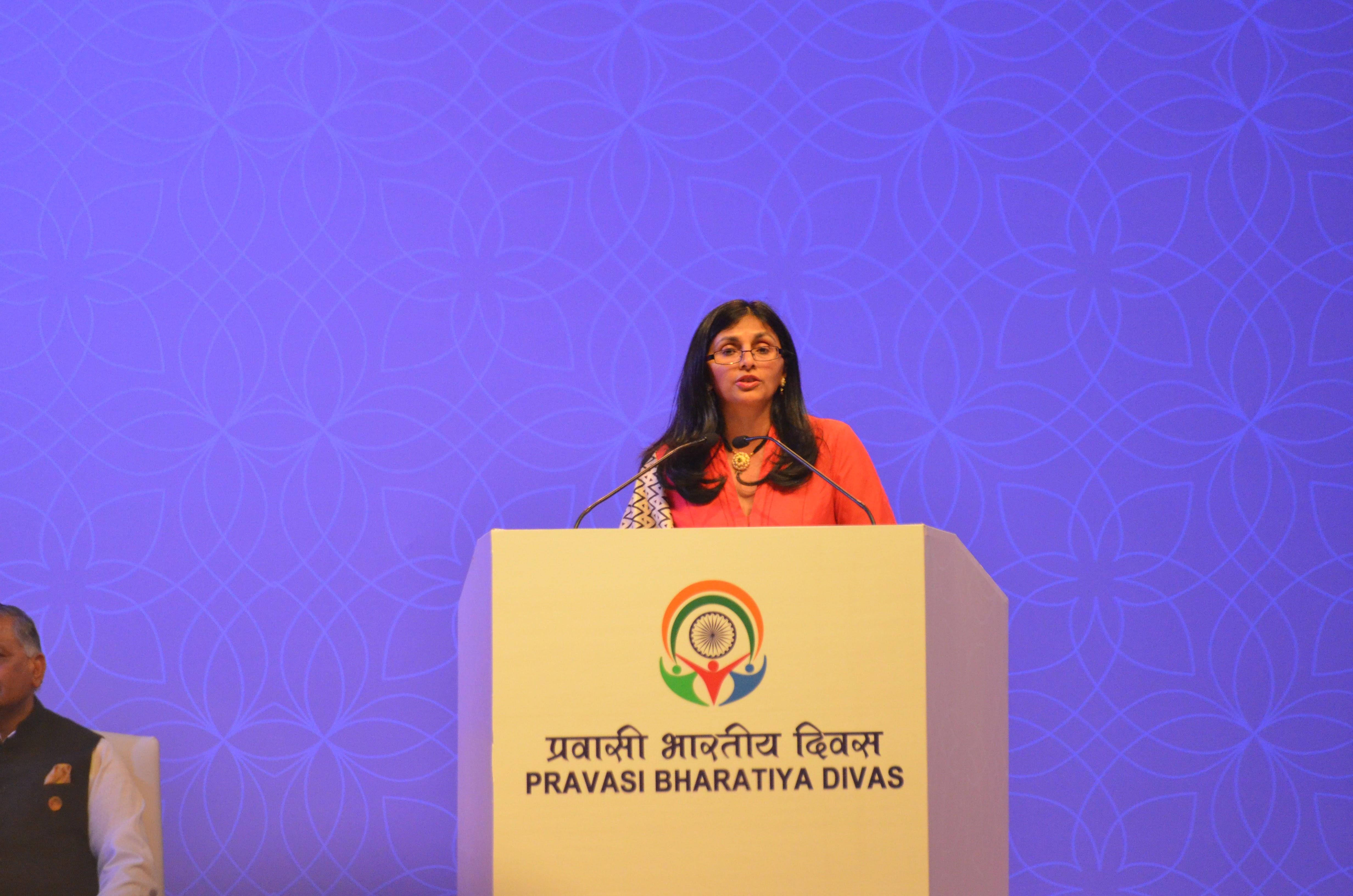Nisha Desai Biswal.