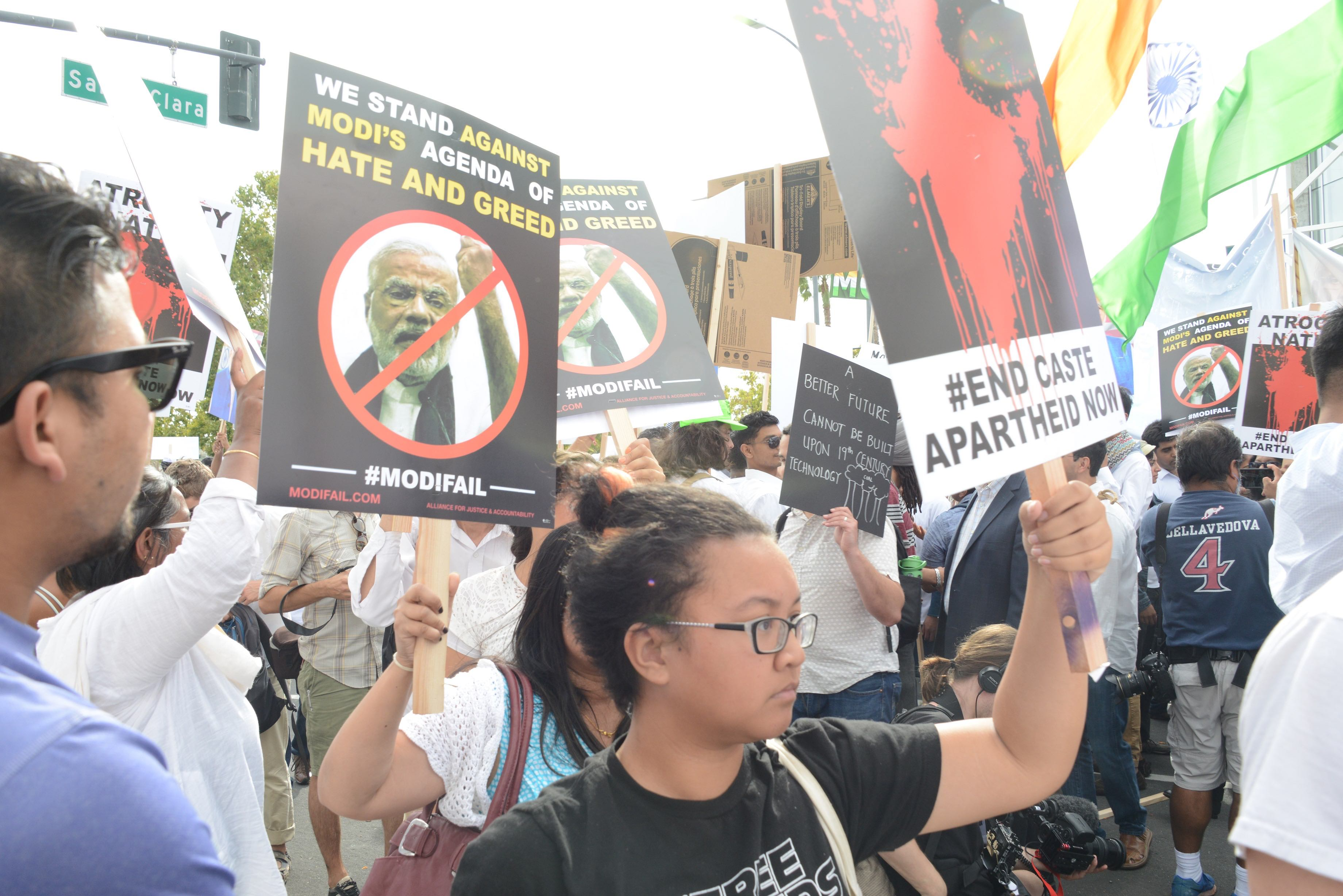 Indian-Americans across US join #NotInMyName solidarity