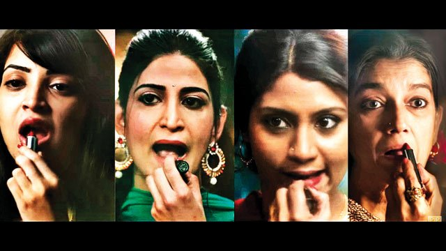 'Lipstick Under My Burkha' gets applause from B-town celebs at preview show