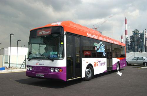Photo courtesy: SBS Transit