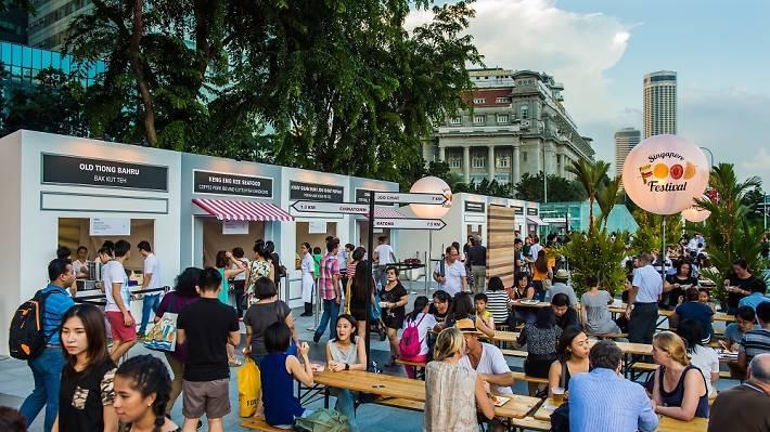 Photo courtesy: Singapore Food Festival 2017