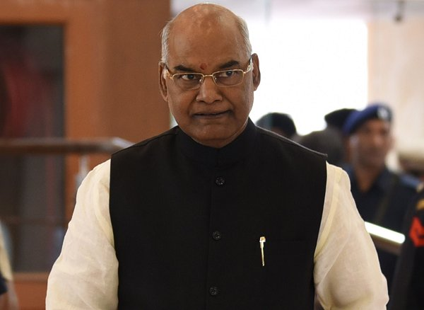 Ram Nath Kovind, President-elect of India.