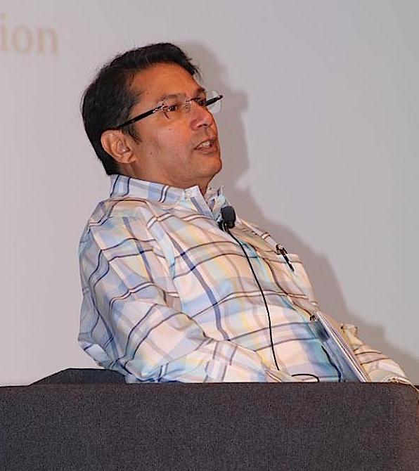 Jayesh Parekh, Managing Partner, Jungle Ventures Photo courtesy: Singapore Gujarati Society