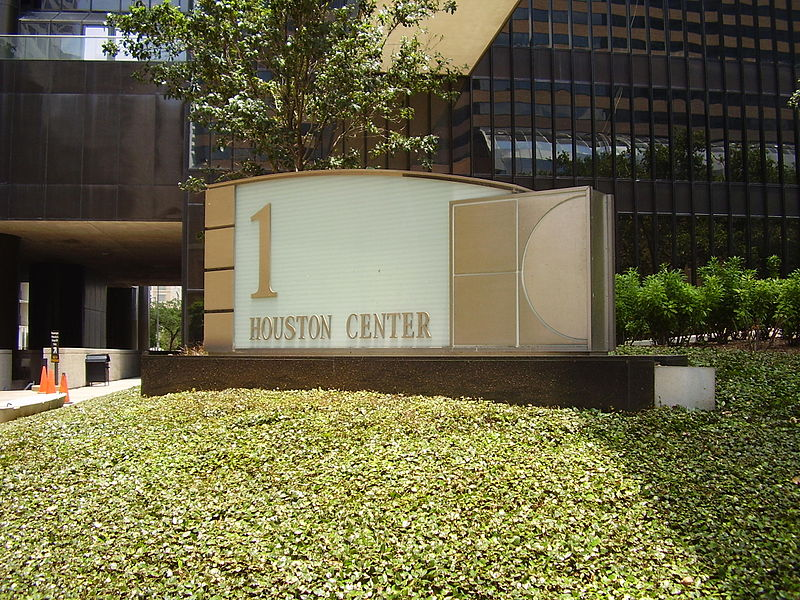 LyondellBasell Tower (formerly One Houston Center) has the Houston offices of LyondellBasell and formerly served as the headquarters of Lyondell Chemical Company