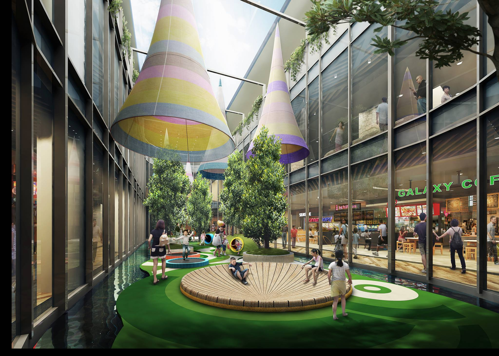 Largest mall in northern Singapore to open in Yishun: Frasers Centrepoint