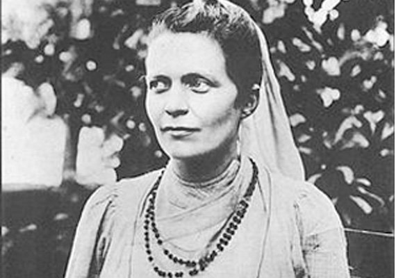 Margaret Elizabeth Noble, also known as Sister Nivedita. Photo Courtesy: topyaps.com