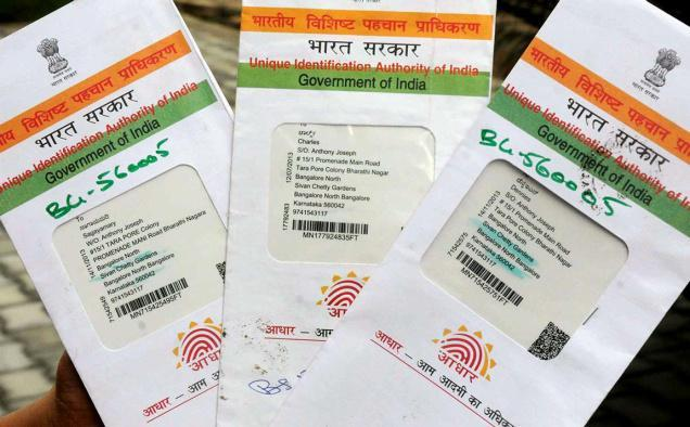 Linking the Aadhaar number and PAN is mandatory for Indian citizens. Photo Courtesy: Wikimedia
