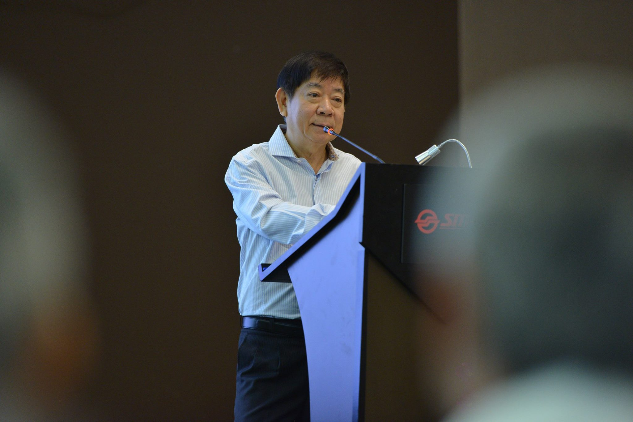 Coordinating Minister for Infrastructure and Transport Khaw Boon Wan. Photo courtesy: Khaw Boon Wan Facebook