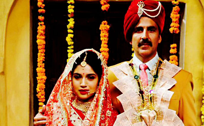 The poster of Toilet Ek PRem Katha