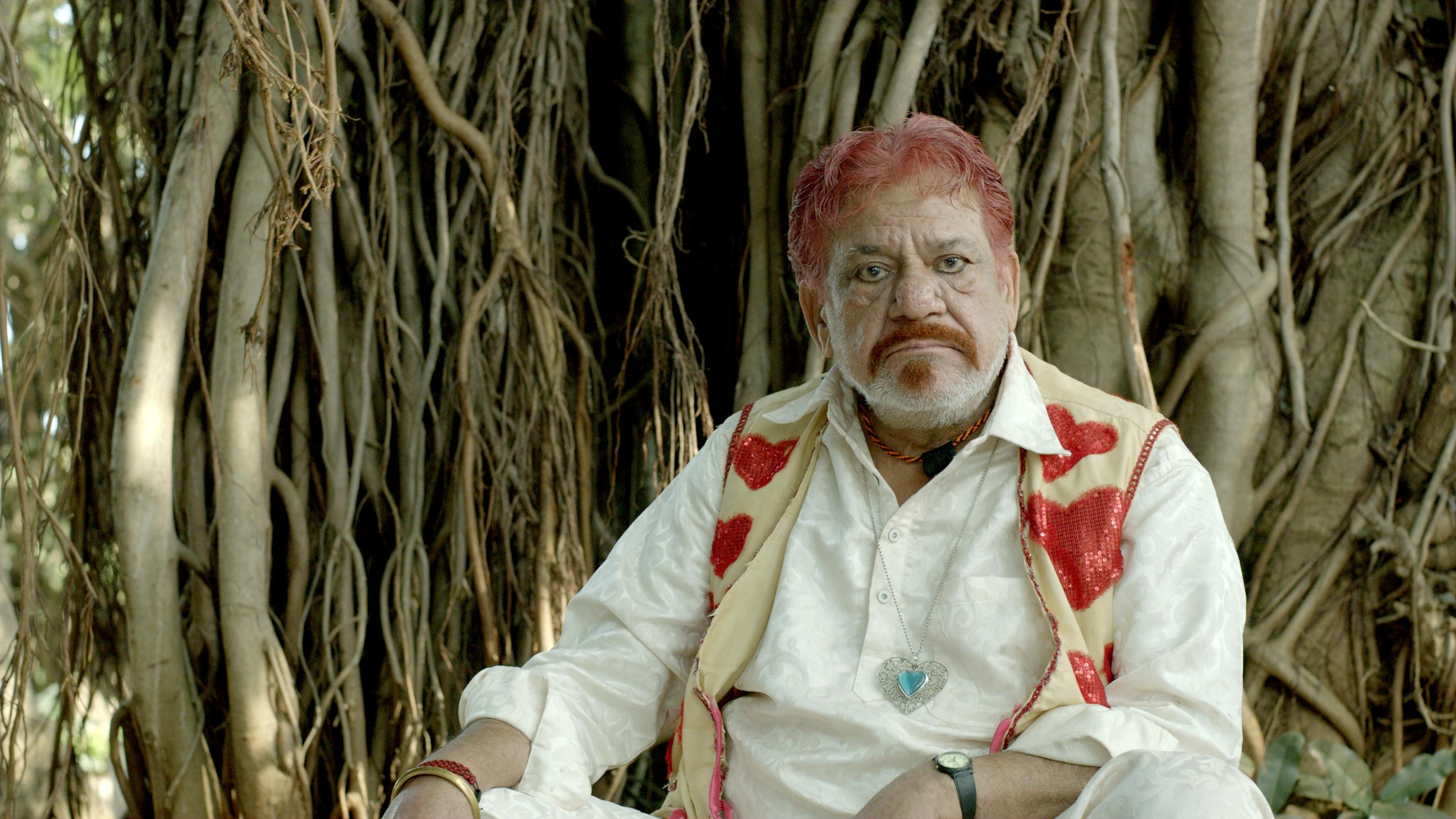 Late actor Om Puri in 'Mr Kabaadi'