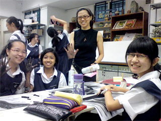 There will be four vacation periods for schools  and junior colleges in Singapore.