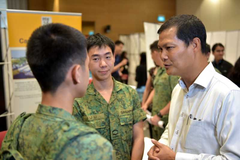 Photo courtesy: MINDEF Singapore