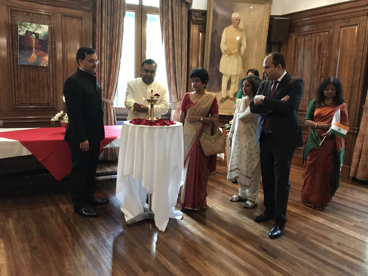 India House hosted inauguration of photo exhibition of India's freedom fighters' connections with London & UK