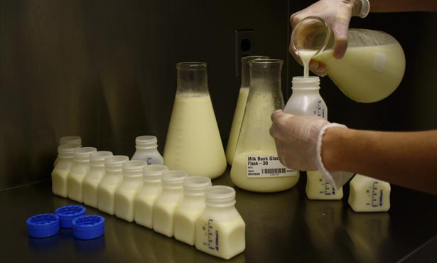 First human milk bank in Singapore