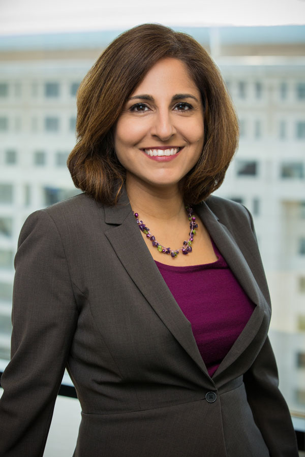 Neera Tanden president and CEO of the Center for American Progress