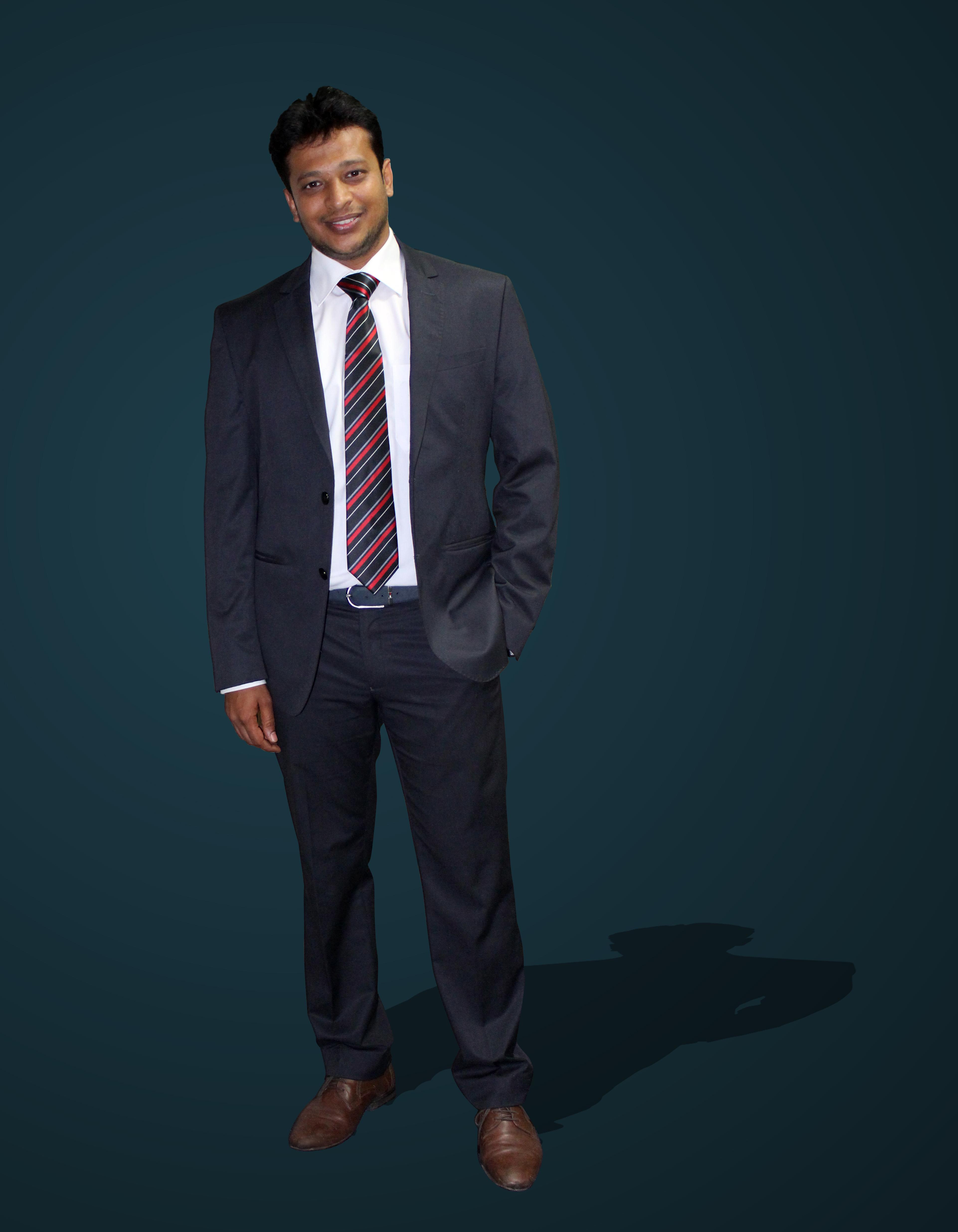 Kushal Nahata, Co-founder and CEO of FarEye