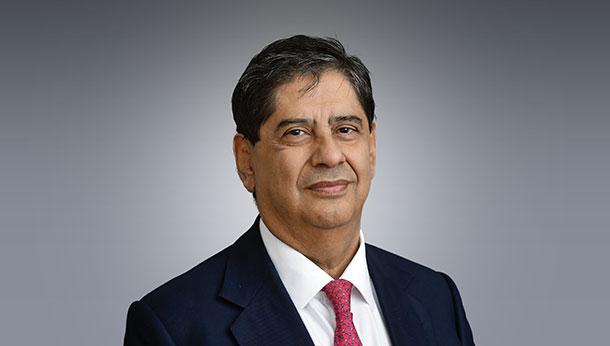 Sarosh Zaiwalla, founder of Zaiwalla & Co.