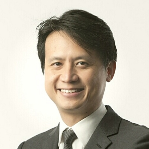 Daren Tang, Chief Executive of IPOS