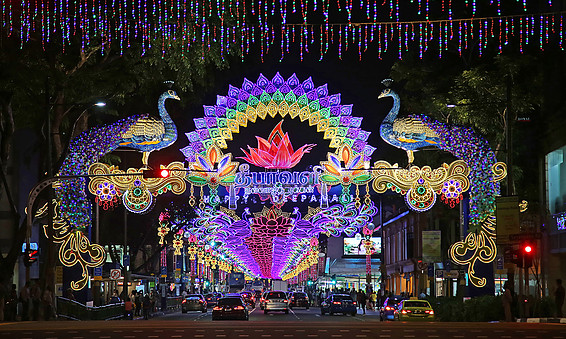 Deepavali Light-Up Ceremony