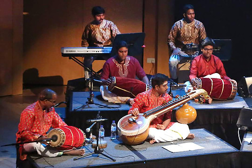 Indian Folk Percussion Instrumental Experience