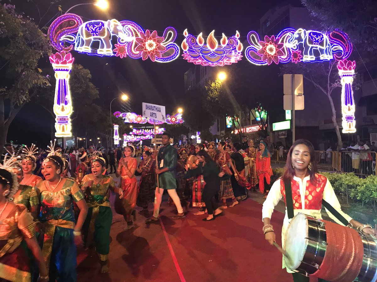 In Pics: Little India shined brighter over weekend, Deepavali celebrations start