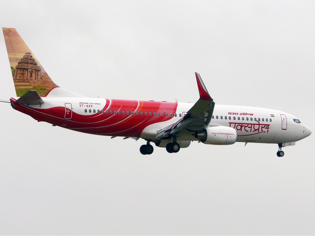 Air India Express aircraft