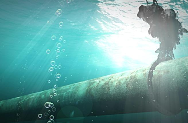 undersea pipeline between Iran-Oman-India