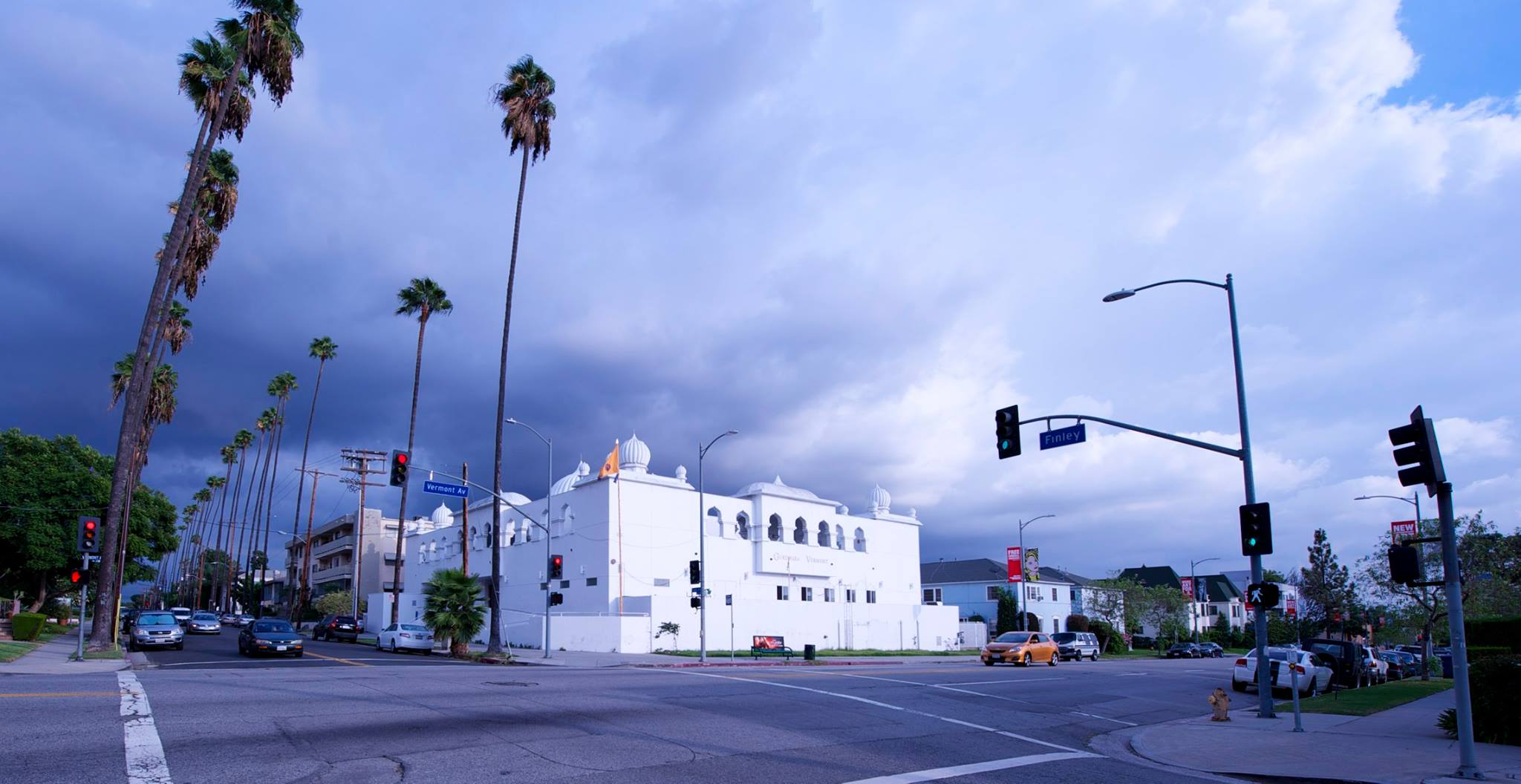 Hollywood Sikh Temple in Los Angeles