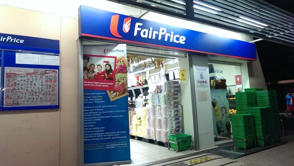 NTUC FairPrice has decided to give SGD1 million to help SMEs in Singapore.