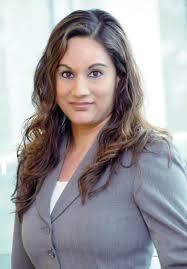 Indian-American Manisha Singh.