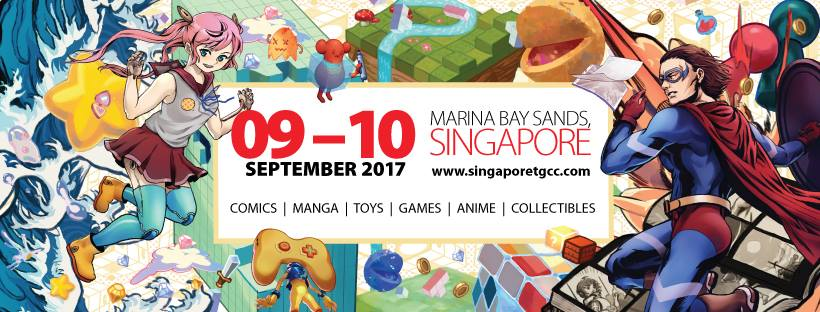 Singapore Toy, Game and Comic Convention (STGCC)