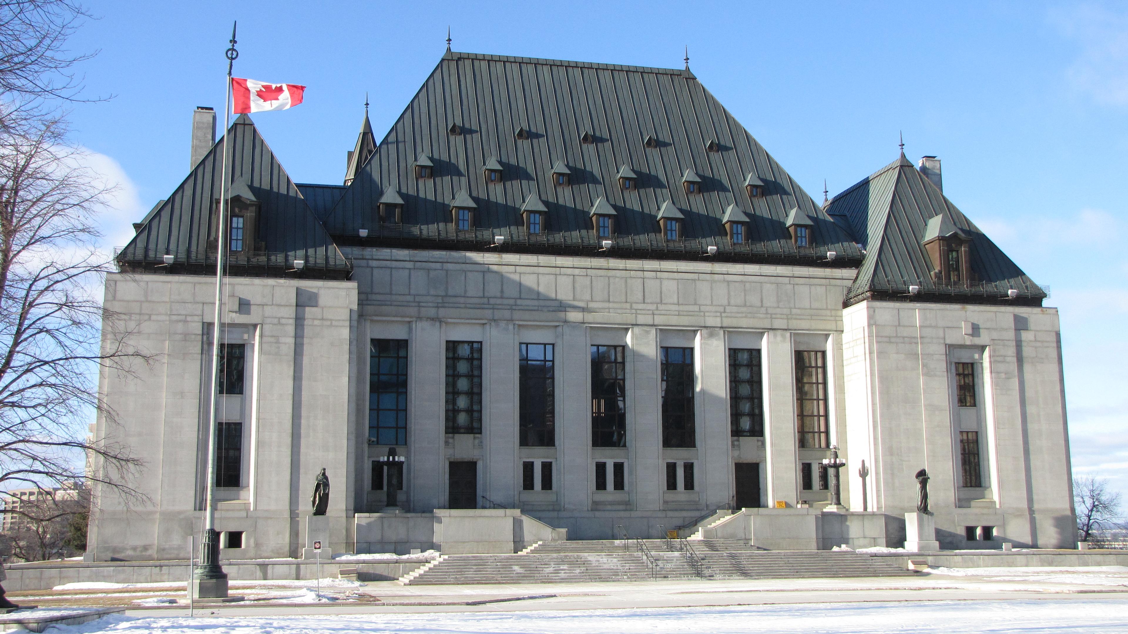 Canada's Supreme Court.