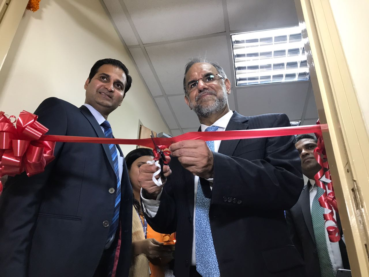 Navdeep Singh Suri, Indian Ambassador to the UAE