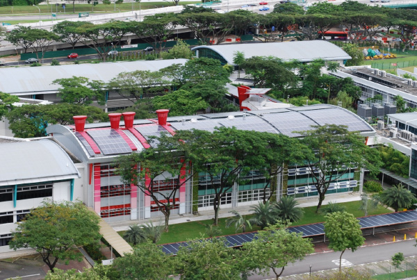 BCA announces roadmap to healthier and greener buildings for Singapore