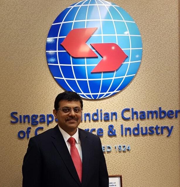 SICCI CEO Sunil Peter.