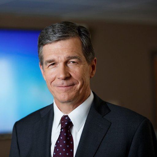 North Carolina Governor Ray Cooper