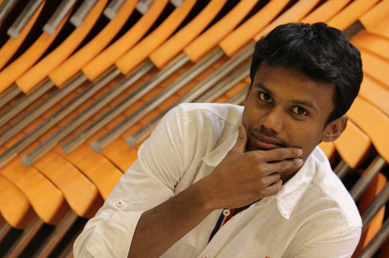 Sriram Sundar, Director of The 8th Sense.