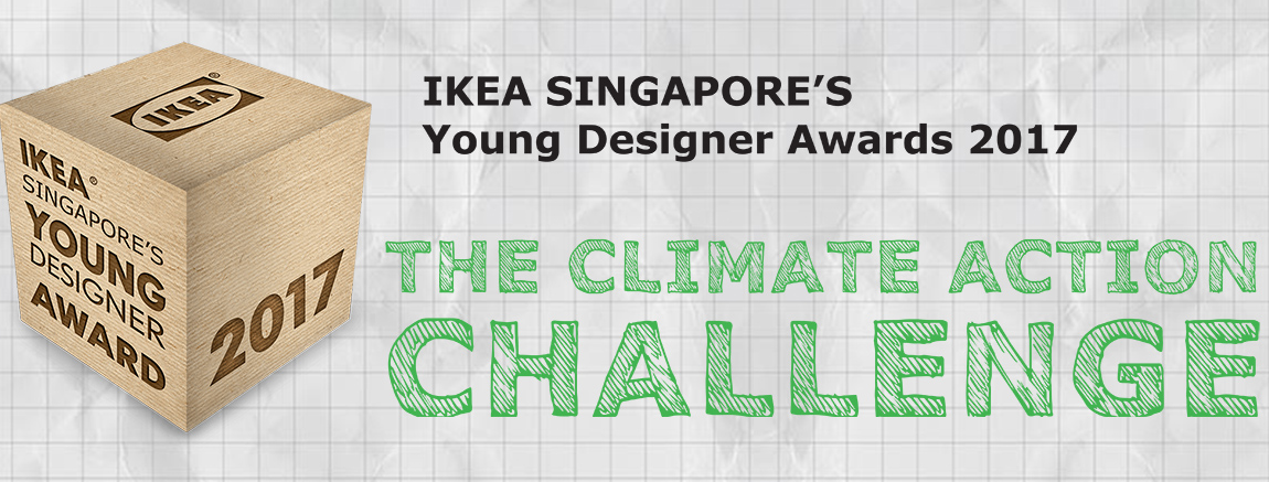 IKEA Singapore Young Designer Award 2017 Grand Finals Exhibition