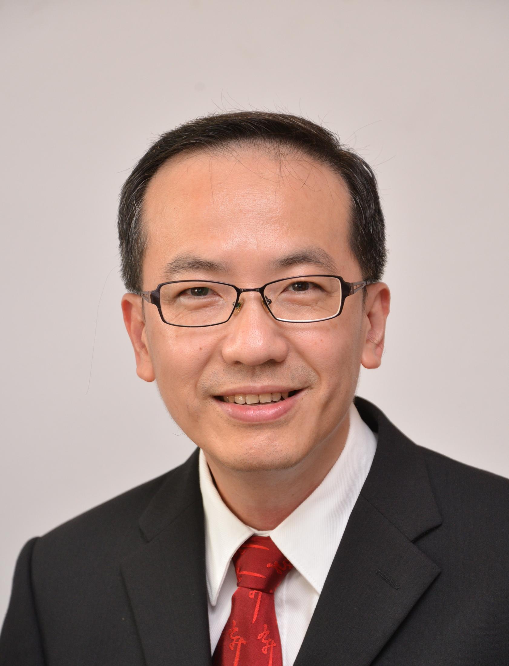Pok Cheng Chong, Executive Director, CDAC. Photo courtesy: CDAC