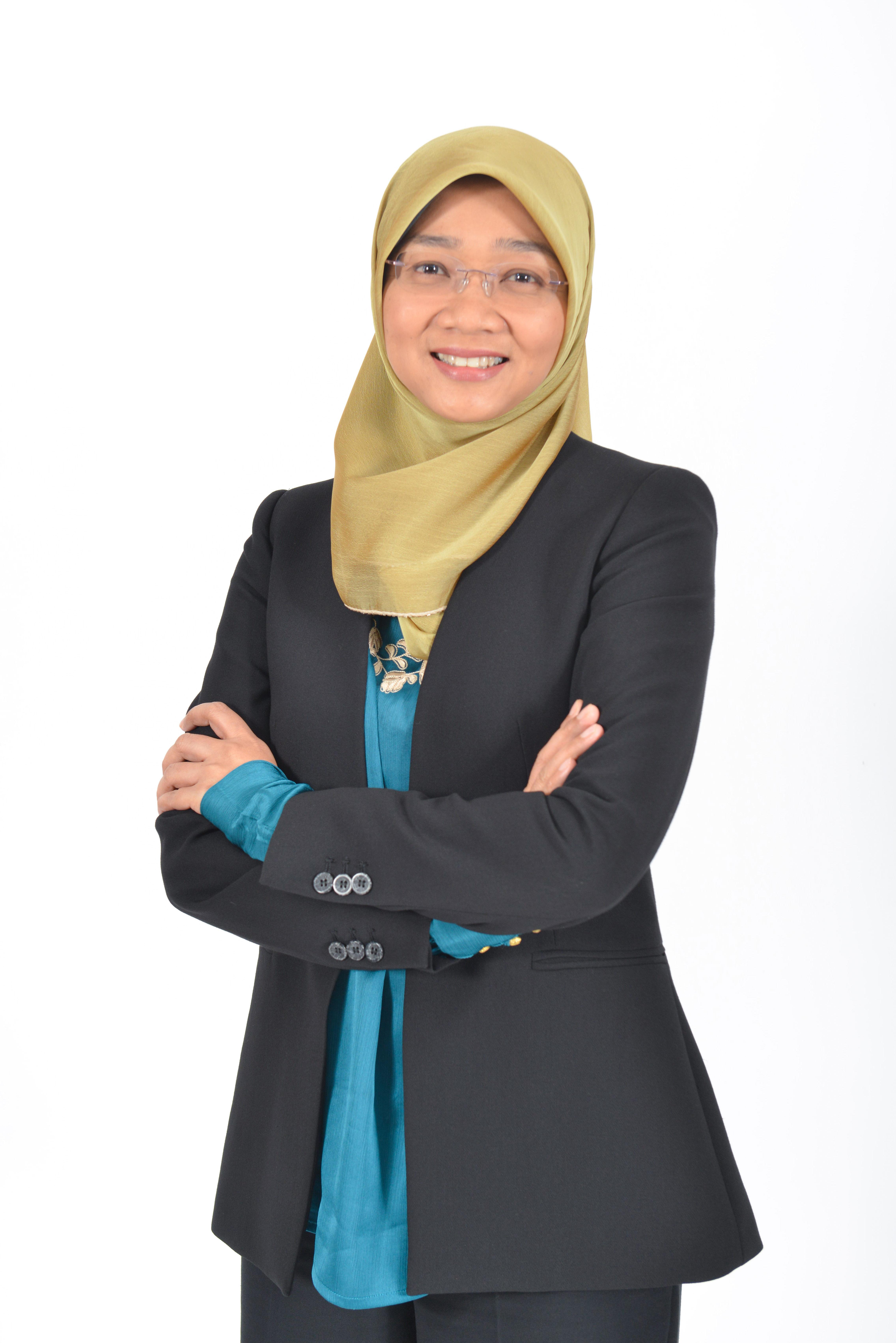 Rahayu Buang, CEO, MENDAKI. Photo courtesy: MENDAKI