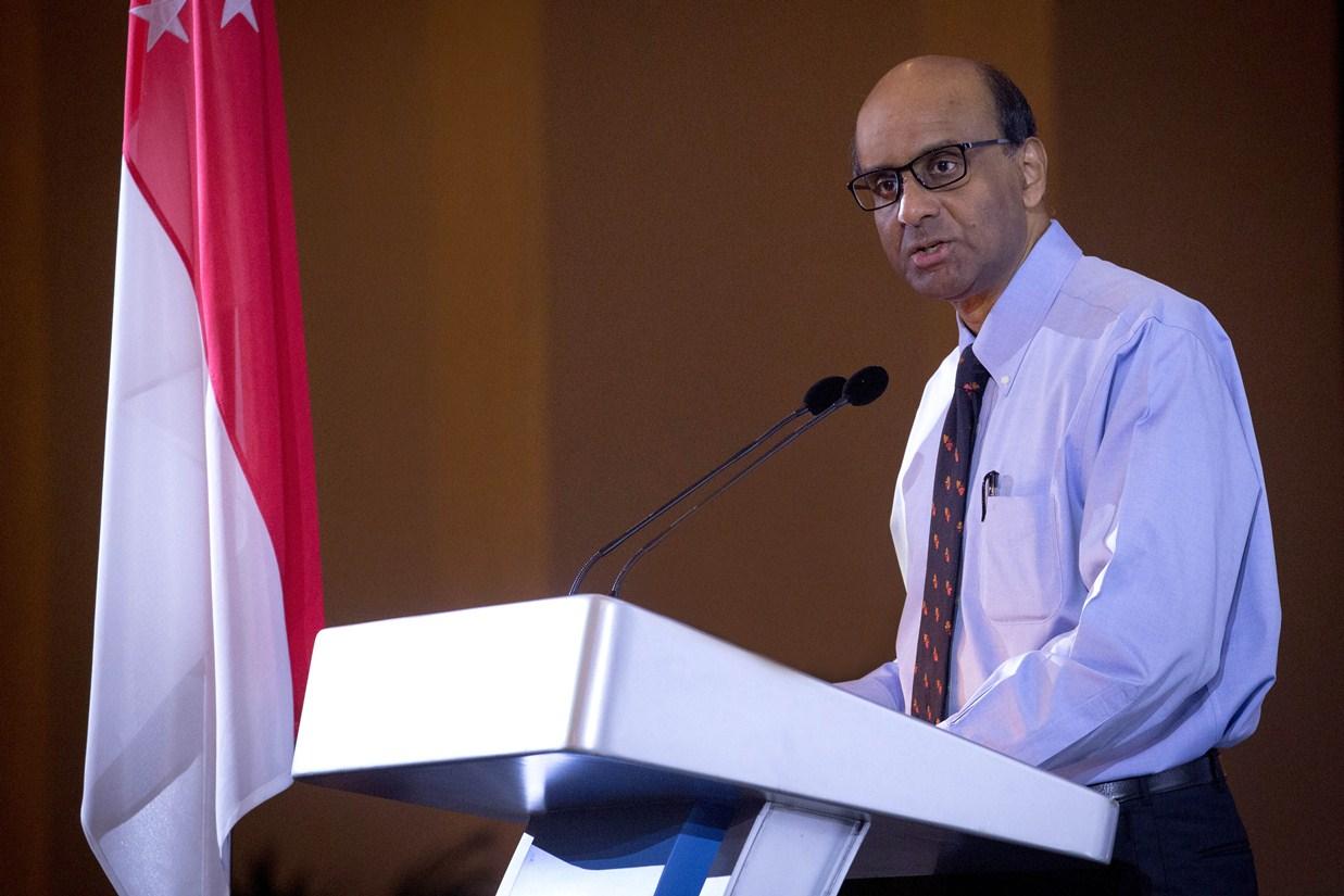 Deputy Prime Minister Tharman Shanmugaratnam