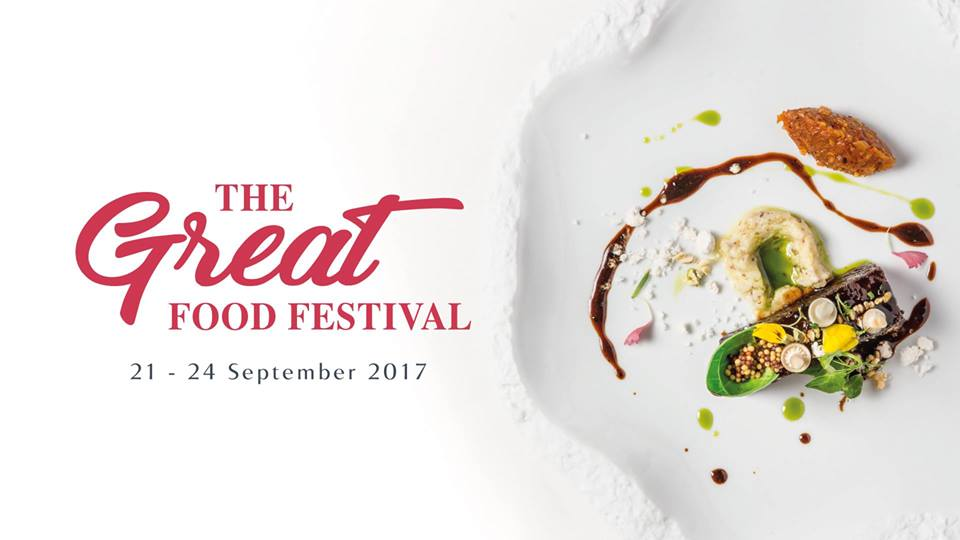 The GREAT Food Festival