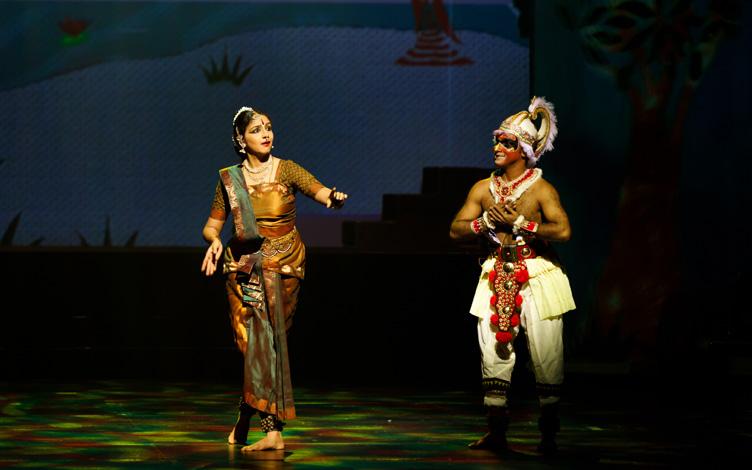 Anjaneyam – Hanuman's Ramayana