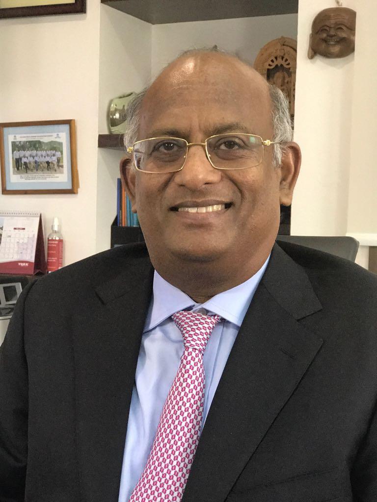 K V Rao, Resident Director, Singapore for Tata Sons.